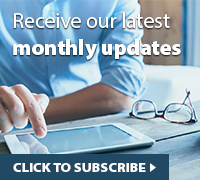 Click to subscribe to our monthly finance updates