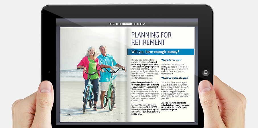 Your Client Matters - Magazine for Mortgage Brokers and Lead Generation